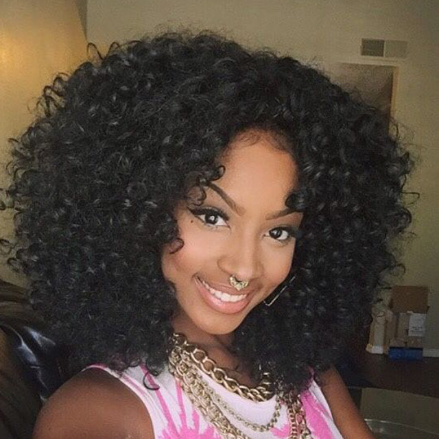 Synthetic Afro Wig Stylez Beauty Supply