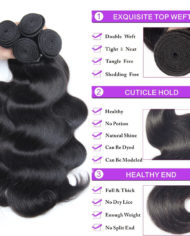 peruvian-virgin-hair-with-closure-rosa-hair-products-with-closure-6a-peruvian-body-wave-human-hair-1